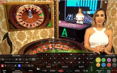 Studio Roulette 24/7 est une roulette en live non stop