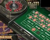 les tables de roulette en ligne gratuite sont disponible seulement en version RNG