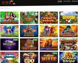 Machines à sous de Kingbit Casino