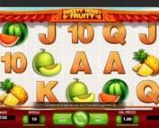 Casino Extra propose la machine à sous Sweety Honey Fruity