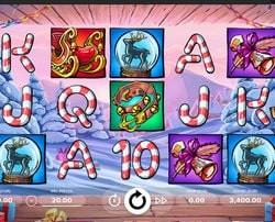la machine à sous Santa VS Rudolf dispo sur le casino en ligne FatBoss