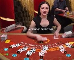 Jouer a Speed Blackjack sur MrXbet
