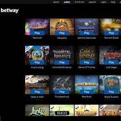 le casino en ligne Betway a l'amende par la Gambling Commission