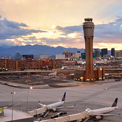 McCarran International Airport de Las Vegas