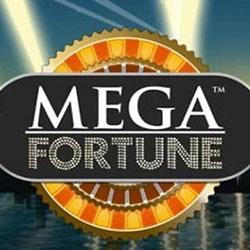 Jackpot progressif Mega Fortune