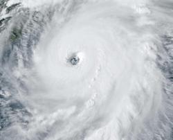 L'Ouragan Laura cause des dégâts dans les casinos de Louisiane