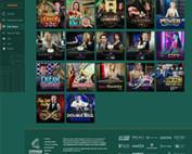 Jeux live de Cresus Casino