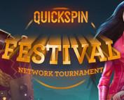 Les tournois Quickspin Festival sur Cresus Casino