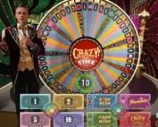 Crazy Time est un jeux Show TV qui fait fureur auprès des joueurs en ligne de Cbet