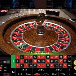 Rolet online Gaming Kensington otentik tersedia di Casino Extra