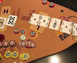 Jackpot progressif au pai gow poker au Planet Hollywood