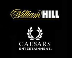 William Hill et Caesars Entertainment