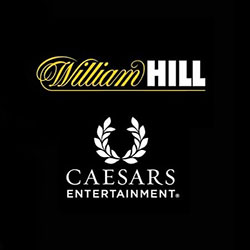 William Hill et Caesars Entertainment