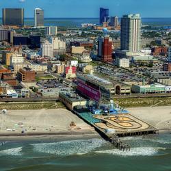Kasino Atlantic City terpukul parah oleh Covid-19