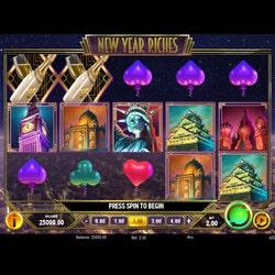 Mainkan Mesin Slot Kekayaan Tahun Baru di Magical Spin