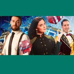 Promosi khusus pada bulan Desember 2020 di permainan langsung Cresus Casino