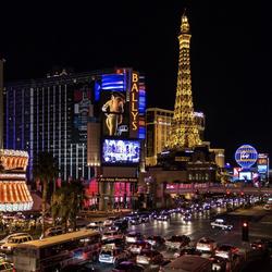 Gang mencuri uang dari mesin slot kasino Las Vegas