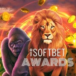 Turnamen mesin slot ISoftBet Awards di kasino online Cresus