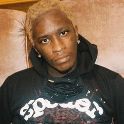 Rapper Young Thug kehilangan $ 800.000 di kasino dalam satu malam