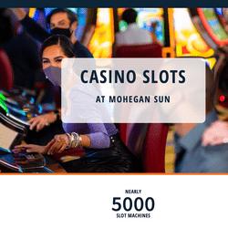 Pemain mendapatkan jackpot progresif di Casino of The Sky di Connecticut