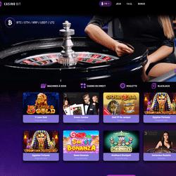 Kartu bank diterima di kasino bitcoin CasinoBit