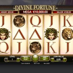 Jackpot progresif Netent Divine Fortune dimenangkan di Michigan