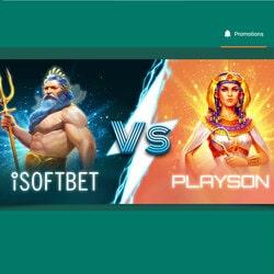 Turnamen slot online Playson dan iSoftBet di Cresus Casino