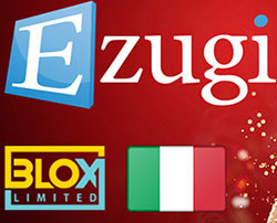 Partenariat entre Ezugi et Blox Limited