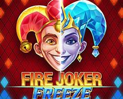 Fire Joker Freeze sur Magical Spin