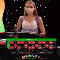 Authentic Gaming menerima pukulan besar dari live roulette seperti Immersive Roulette