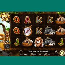 Game mesin slot Safari Sam 2 di Cresus Casino