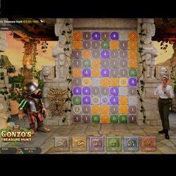 Promosi di Cresus Casino untuk menemukan Perburuan Harta Karun Gonzo