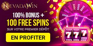 Avis Casino recommande NevadaWin