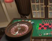 Le jeu en live First Person American Roulette d'Evolution sur MrXbet