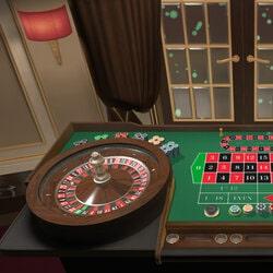 Permainan langsung Roulette Amerika Orang Pertama Evolution di MrXbet