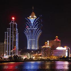 Keadaan permainan kasino Makau pada Juli 2021