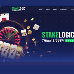 Perangkat lunak Stakelogic akan menawarkan permainan langsung dengan dealer langsung
