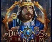 La machine à sous Diamonds of the Realm de Play'n GO disponible sur Lucky8