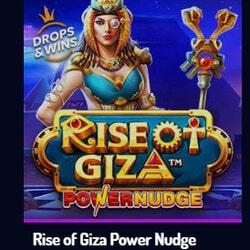 Mesin slot online The Rise of Giza hadir di Lucky8