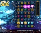 Machine à sous gratuite Wild Drops de Betsoft disponible sur Cresus Casino