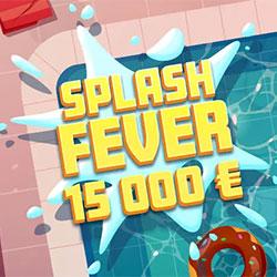 Turnamen Splash Fever di Lucky8