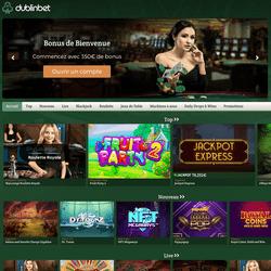 Nouveau bonus et lancement de cryptos sur Dublinbet Casino