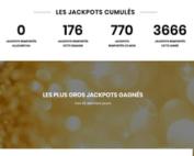 Deux jackpots au Video Poker au Joa Casino Les Pins