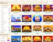 le casino en ligne Wild Sultan propose un tournoi de machines à sous Boongo